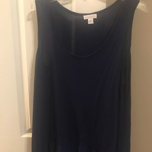 Women's sleeveless long top